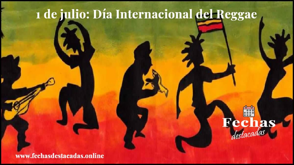 1 de julio: Día Internacional del Reggae