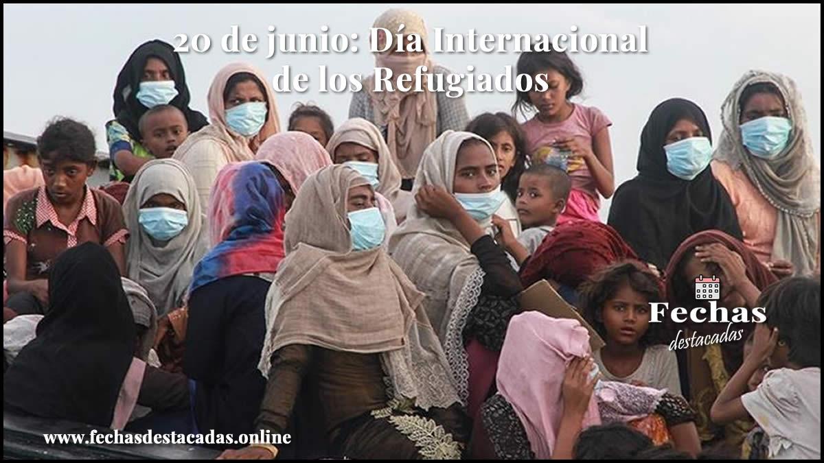 20 de junio: Día Internacional de los Refugiados