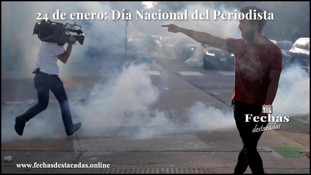 Día Nacional del Periodista