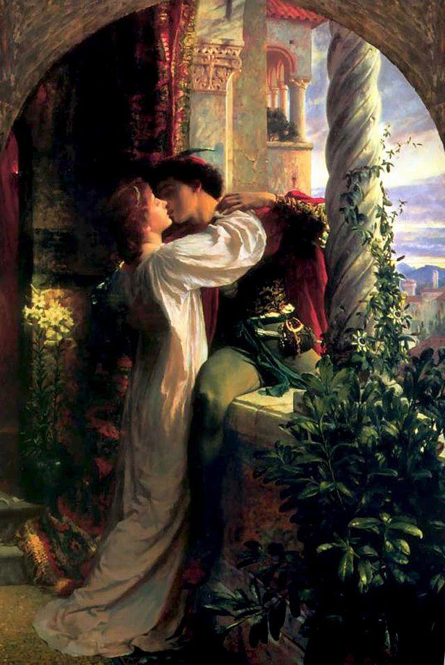 Romeo y Julieta se estrenó el 29 de enero de 1595