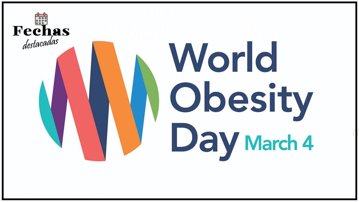 4 de marzo: Día Mundial contra la Obesidad
