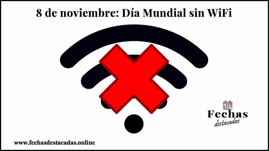 Día Mundial Sin Wifi