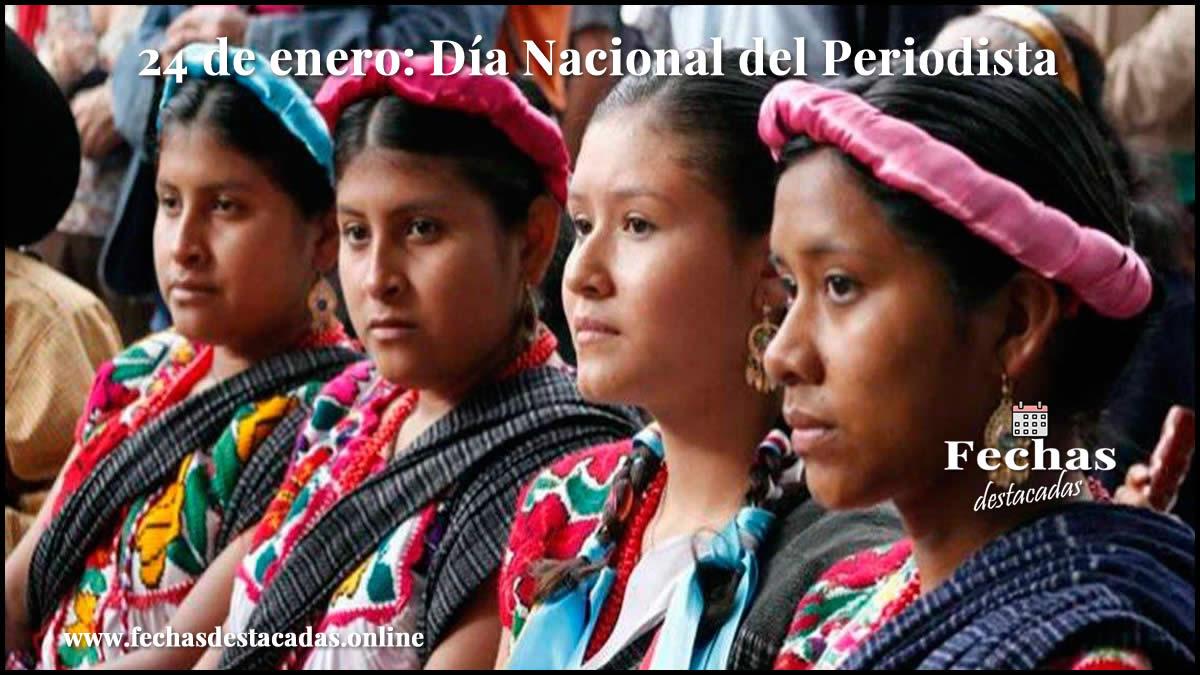 9 de agosto: Día de las Poblaciones Indígenas