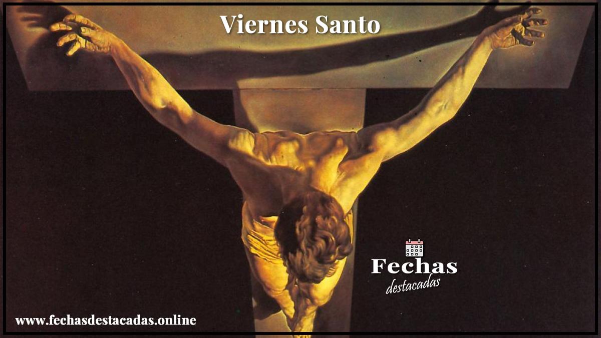 Viernes Santo en Fechas Destacadas Online