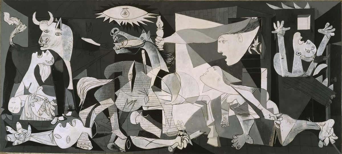 Guernica. Picasso 1937